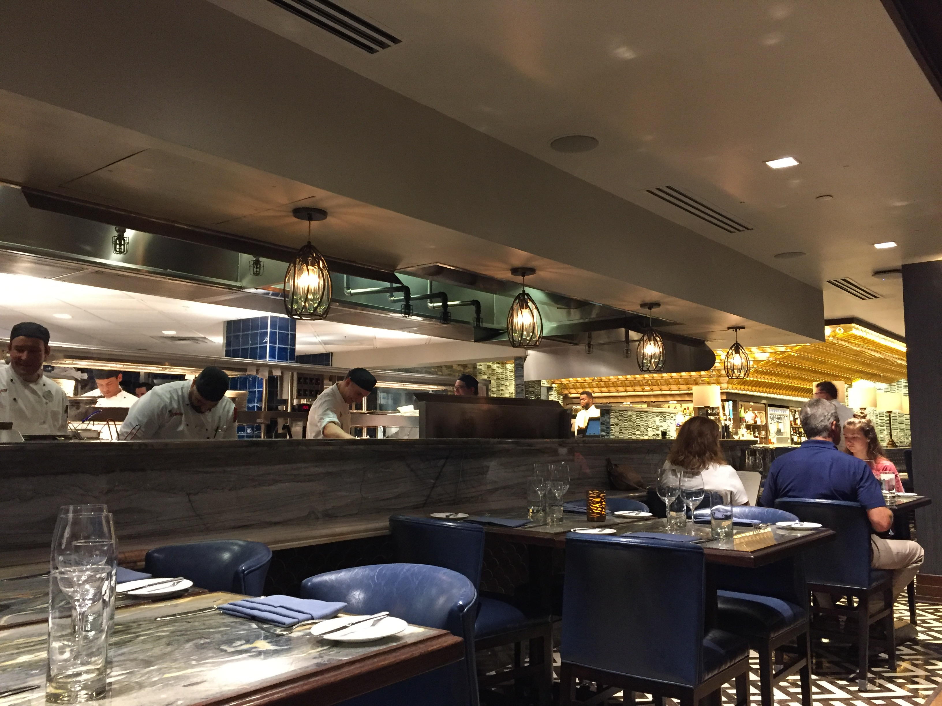 Dining Review: Flying Fish
